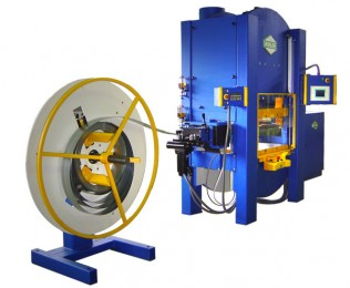 Stanzautomat ECO-Servopresse
