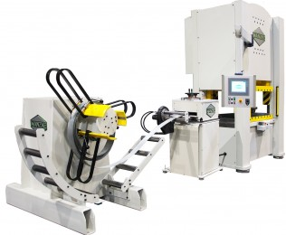 Stanzautomat ECO-Produktionslinie
