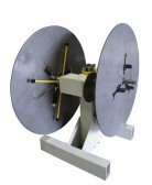 Doppelhaspel, 180 Grad schwenkbar, TYP A-GMD