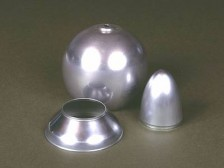 Lampengehäuse, Schirme und Reflektoren