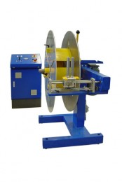 Series A-GM - Coiler for coiling and uncoiling