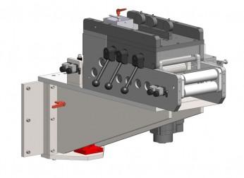 WANZKE VorschubrichtmaschineTYP A-VRM-210 für hohe Leistung und höchste Genauigkeiten